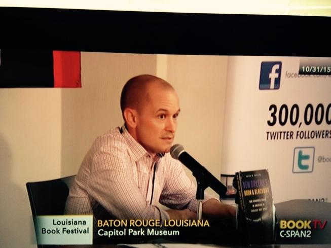 Watch Brian Boyles on CSPAN's BookTV.